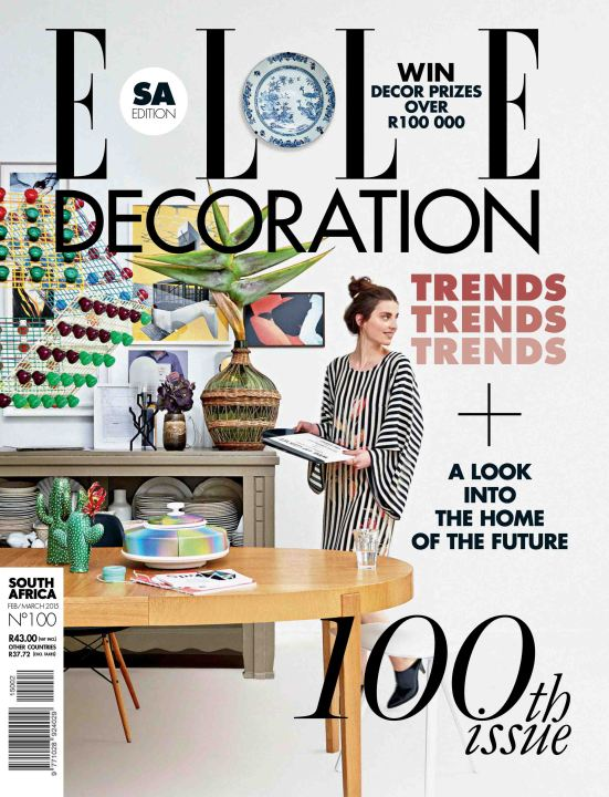 Elle Decoration_February/March 2015