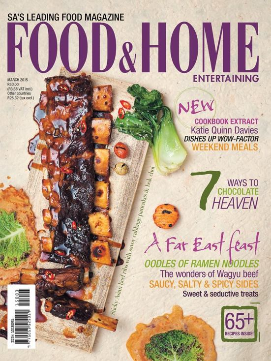 Food and Home 3 March 2015