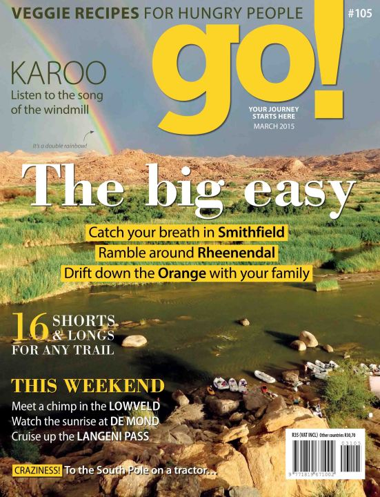 Go - March 2015