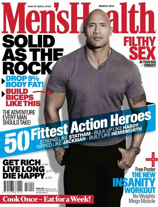 Men's Health_March 2015