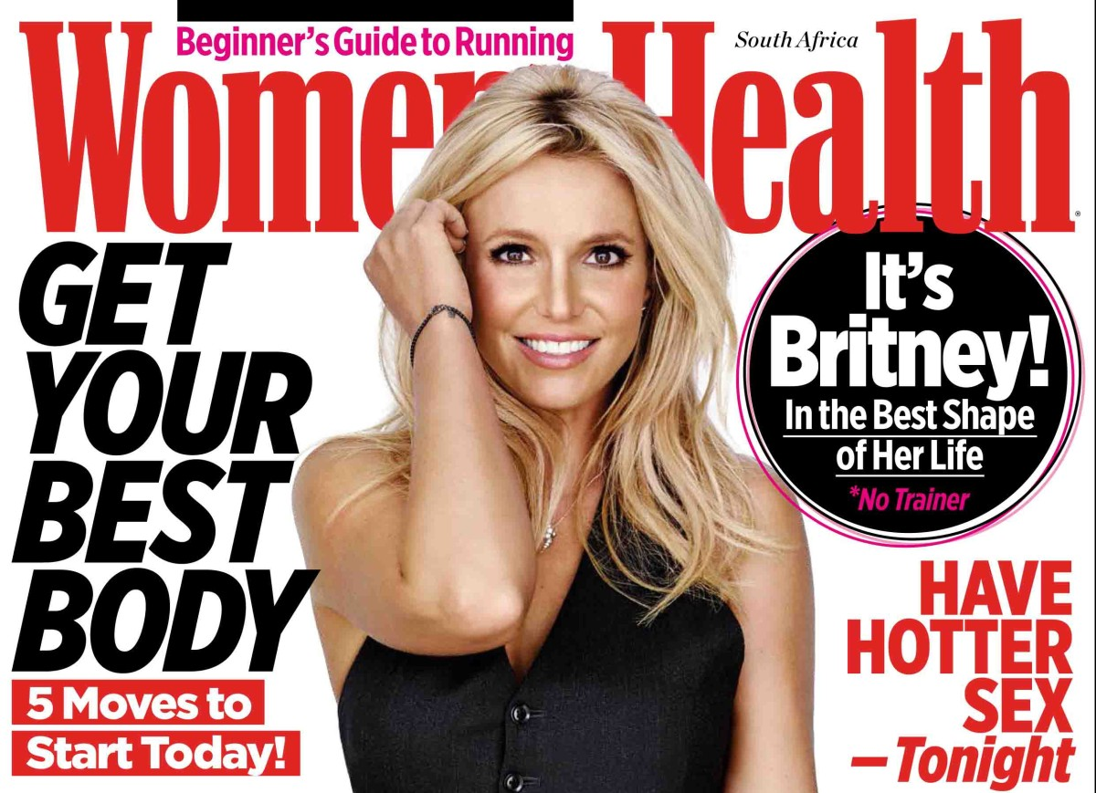 Women's Health South Africa, March 2015