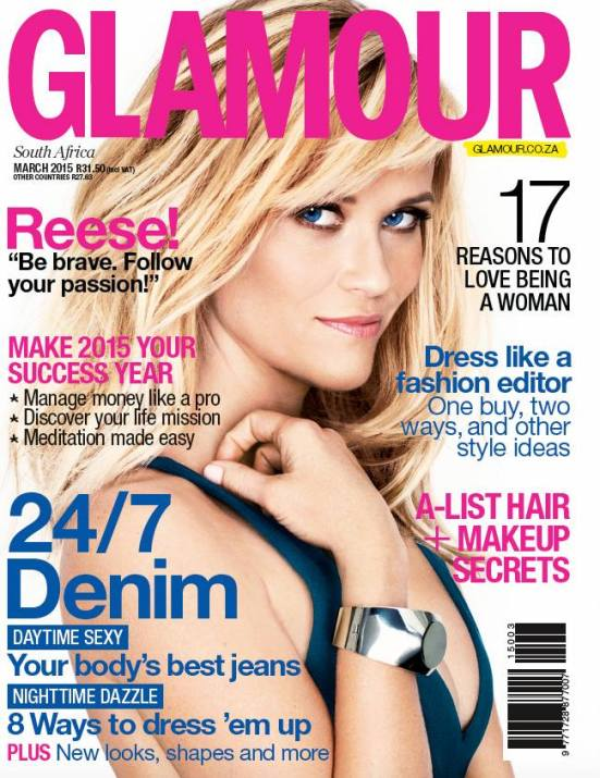 Glamour 3 March 2015