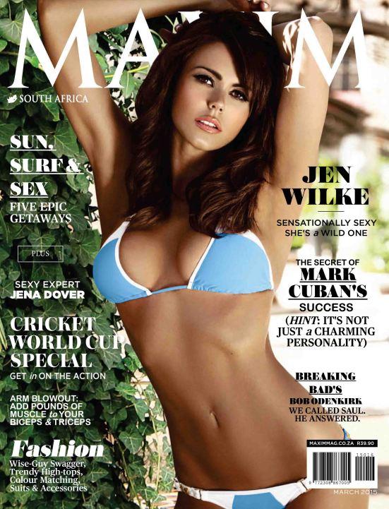 Maxim_March 2015